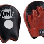King Professional Focus Mitts Curved
