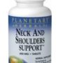 Neck and Shoulders Support, 120 tablets, Planetary Formulas