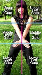 Center Line Gates